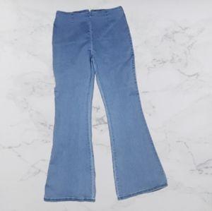 High Waisted Bell Bottoms Flare Jeans Fashion Nova
